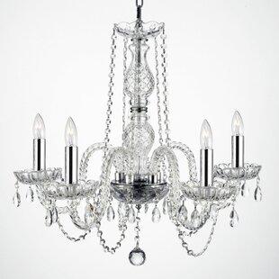 House of Hampton Kieffer 5-Light Candle S..