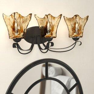 Astoria Grand Weekes 3-Light Vanity Light