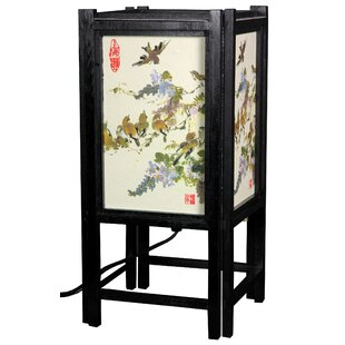 Oriental Furniture Art Shoji Bird 14