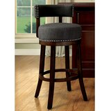 Weatherall Bar & Counter Swivel Stool (Set of 2) by Darby Home Co