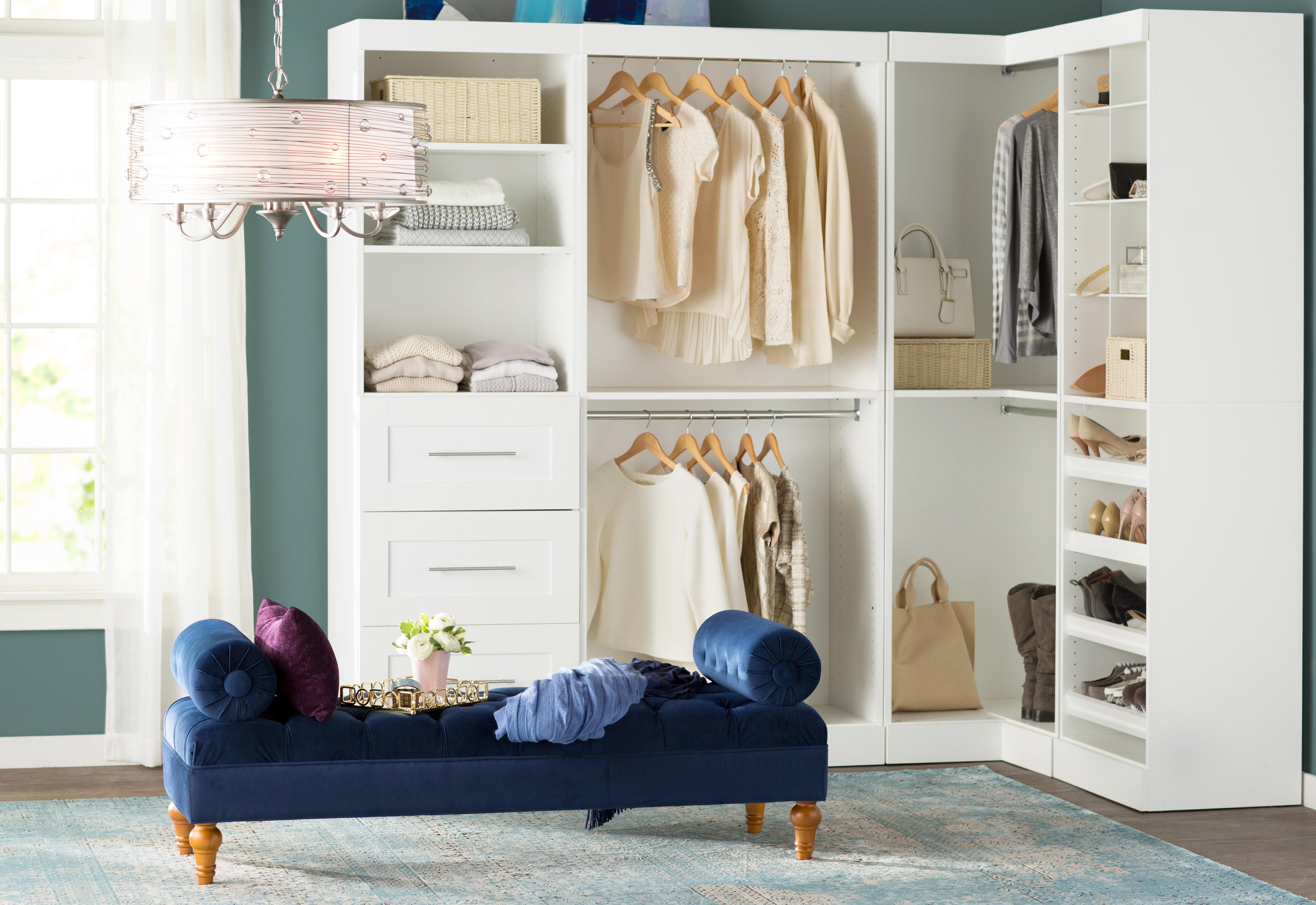 Closet Organization Ideas In 2 Easy Steps Wayfair