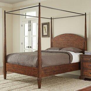 Schaffer Canopy Bed by Birch Lane™