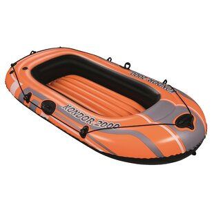 Bestway Inflatable Hydro-Force Boat By Freeport Park