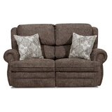 Jazmine Reclining Loveseat by Darby Home Co