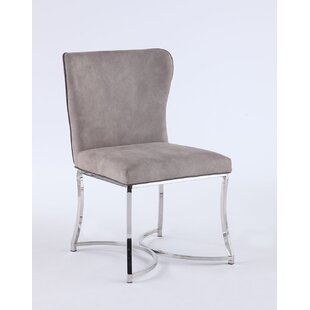 Orren Ellis Wortley Upholstered Dining Ch..