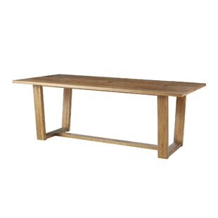 Ashby Solid Wood Dining Table by Harbor House Discountt