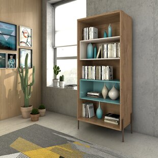 Alviso Standard Bookcase by Turn on the Brights