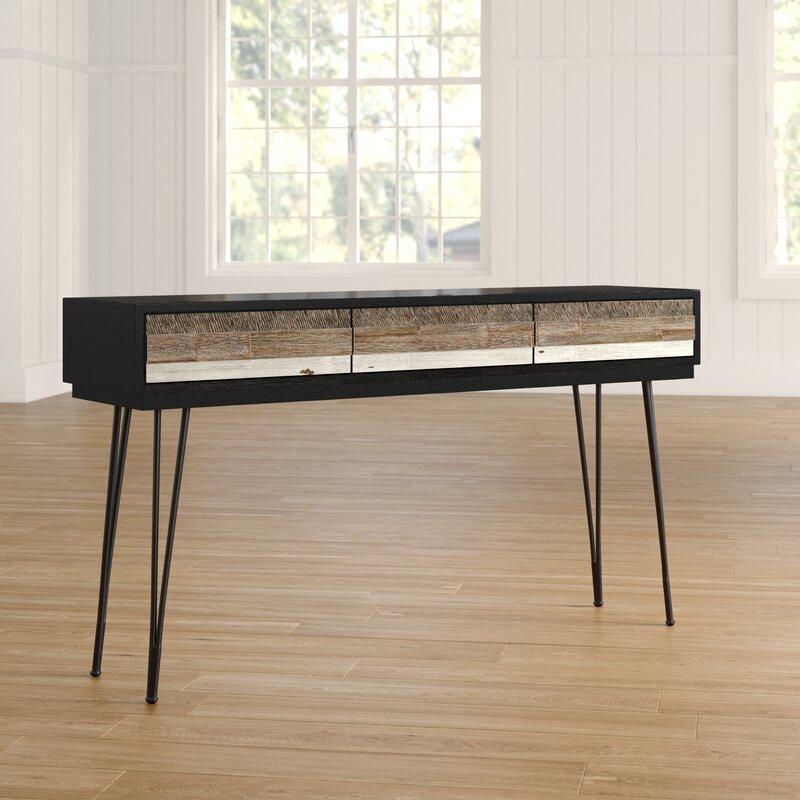 Hokku Designs Console Table Reviews Wayfair Co Uk