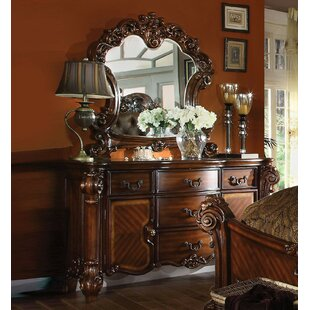 Searching for Ryles Dresser with Mirror by Astoria Grand