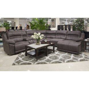 Catnapper Braxton Reclining Sectional