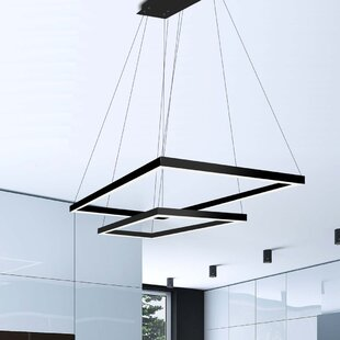 Donovan LED Square/Rectangle Chandelier