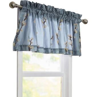 Alcott Hill Barba 51 Window Valance Reviews Wayfair
