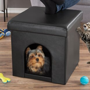 Pet House Ottoman with Storage..