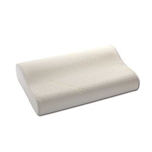 Hokku Designs Lotus Curved Memory Foam Pi..