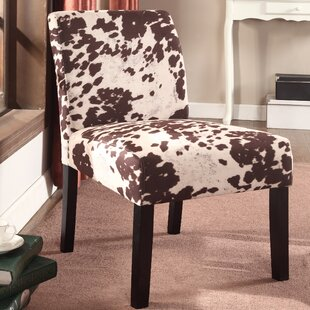 Duarte Slipper Chair Set of 2 by Millwood Pines