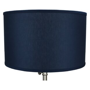 Navy blue burlap lamp shade wayfair search results for navy blue burlap lamp shade mozeypictures Images