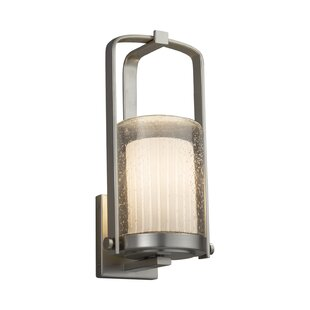 Best Price Luzerne Outdoor Sconce By Brayden Studio
