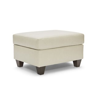 Tarin Soft Touch Ottoman by Wrought Studio