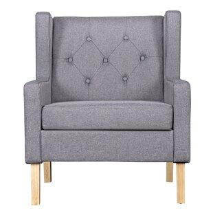 Kingsteignt Armchair by Gracie Oaks