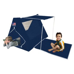 Kid's Adventure USA American Fort Play Tent