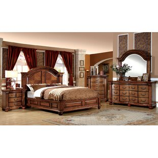 Goulet Configurable Bedroom Set