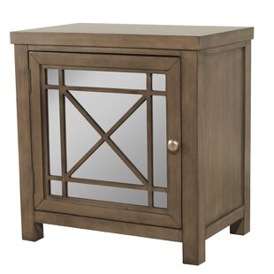 Big Save Maliyah 1 Door Nightstand by Mistana