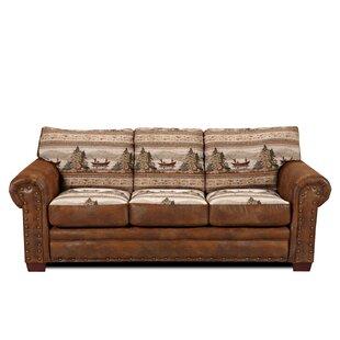 American Furniture Classics Lodge Alpine Sofa