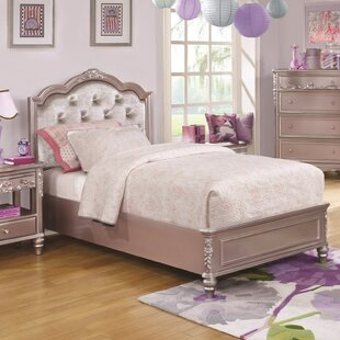 Whitney Upholstered Panel Bed