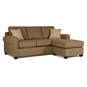 Fiona Sectional by Van Gogh Designs