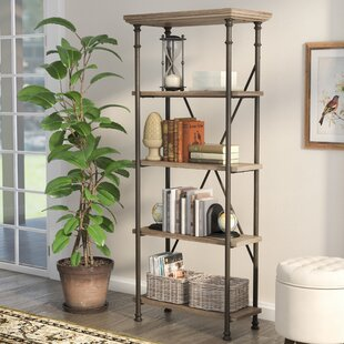 Oakside Etagere Bookcase by Three Posts Looking for