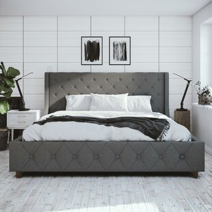 Find for Mercer Upholstered Platform Bed by CosmoLiving by Cosmopolitan Reviews (2019) & Buyer's Guide