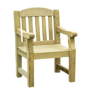 Gosnold Arm Chair by Lynton Garden