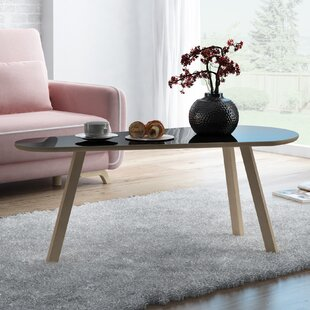 Top Blandford Solid Wood Coffee Table by George Oliver Reviews (2019) & Buyer's Guide