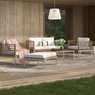 Thuban 5 Seater Sofa Set By Sol 72 Outdoor