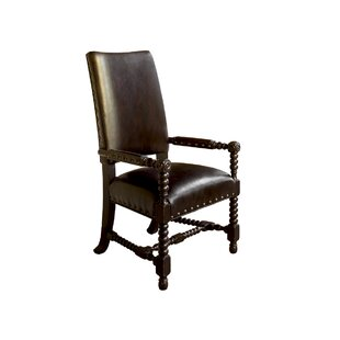 Kingstown Edwards Genuine Leather Upholst..