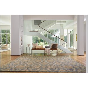Creek-Ushak Pistachio Indoor/Outdoor Area Rug