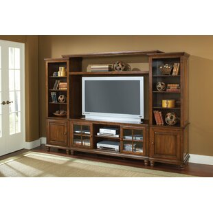 Affordable Price Grand Bay Entertainment Center for TVs up to 88 by Hillsdale Furniture Reviews (2019) & Buyer's Guide