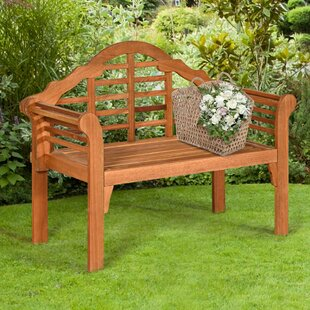 Folding Wooden Garden Bench 2 Seat Seater Outdoor Patio Foldable Chair Furniture By Sol 72 Outdoor