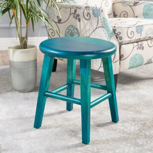Kingfield Accent Stool by Loon Peak