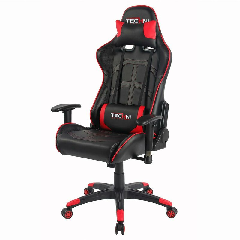 techni sport office-pc gaming chair & reviews | wayfair