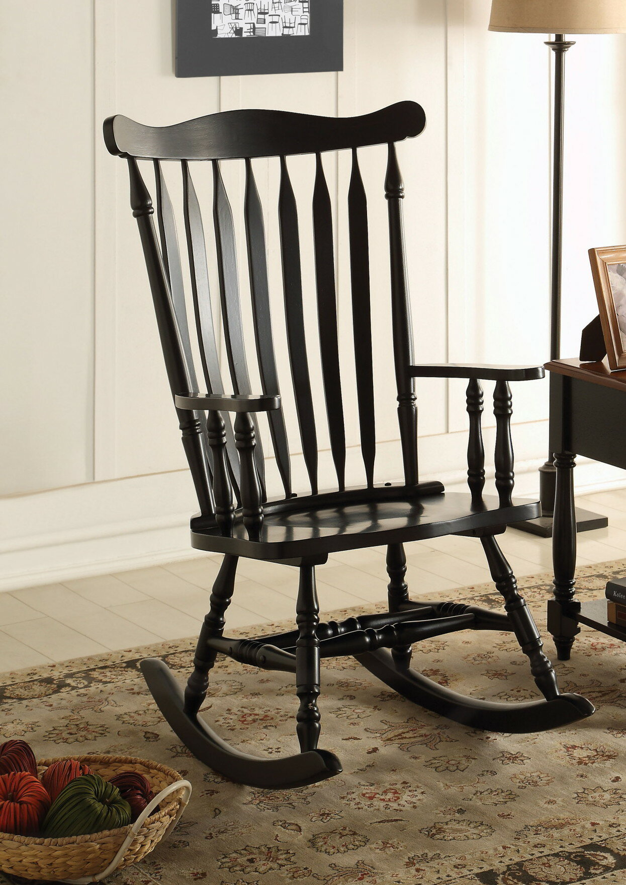 Awesome Darcella Rocking Chair Squirreltailoven Fun Painted Chair Ideas Images Squirreltailovenorg