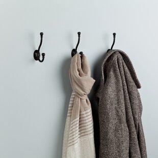 Ball End Coat and Hat Wall Hook (Set of 5) & Wall Mounted Coat Racks \u0026 Wall Hangers You\u0027ll Love | Wayfair