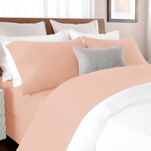 100% Cotton Solid Percale Sheet Set