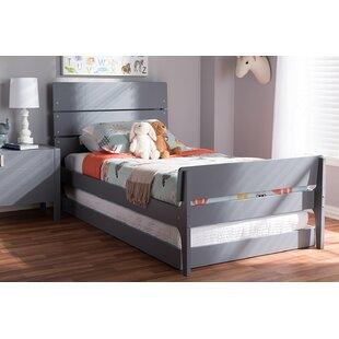 La Jara Twin Bed with Trundle by Mack & Milo