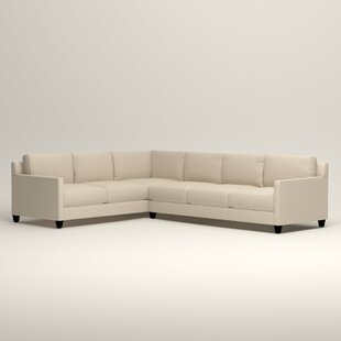 Shop Bramley Reversible Sectional by Birch Lane™ Heritage