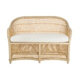 Grand Ridge 49 Square Arm Loveseat by Rosecliff Heights