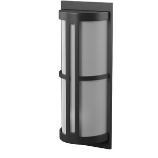 Douberly 2-Light Outdoor Flush mount