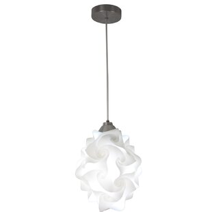 Chi Polylight 1-Light Novelty Pendant By EQLight Ceiling Lights