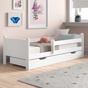 Bed Frame With Drawer By Nordville