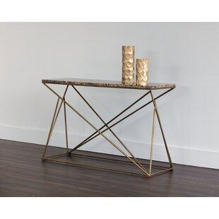 Solterra Console Table by Sunpan Modern